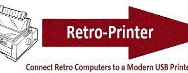 Retro-Printer Module - Providing Access to USB Printers